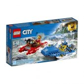 Lego City 60176 Vahşi Nehir Kaçışı 5 -12 yaş 126 parça