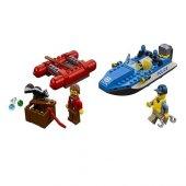 Lego City 60176 Vahşi Nehir Kaçışı 5 -12 yaş 126 parça -3