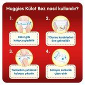 HUGGIES Pants Bebek Bezi 12-17kg Junior No:5 Unisex 34lu-2