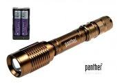 Panther PT-4285 T6 Led Şarjlı El Feneri