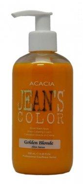 Acacia Jeans Color Saç Boyası Altın Sarısı 250...