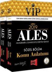 Yargı Yayınları 2019 Ales Vıp Sayısal Sözel Bölüm Konu Anlatımı 2 Cilt