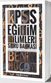 Benim Hocam Yayınları Kpss Eğitim Bilimleri...