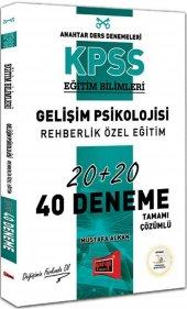 Yargı Yayınları Kpss Eğitim Bilimleri Gelişim...