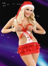 Fantazi Noel Yeni Yıl Kostüm (Art 2050)