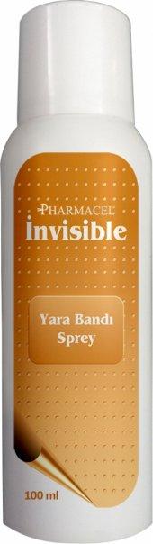 Invisible Sprey Yara Bandı 100 Ml