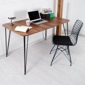 Evform Hardy Ev Ofis Çalışma Masası Tel Ayaklı Cev...