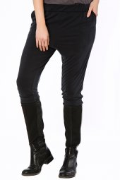 Albacete - Cupra Görünümlü Siyah Pantolon |160085-1-3