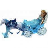 Prenses Peri Masalı Arabası Jhd689 2b