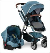 Babyhope BH-3025 Santana Travel Puset Bebek Arabası Seti