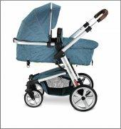 Babyhope BH-3025 Santana Travel Puset Bebek Arabası Seti-2