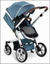 Babyhope BH-3025 Santana Travel Puset Bebek Arabası Seti-3