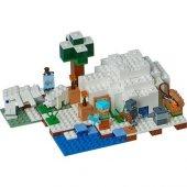 Lego Mınecraft 21142 8+ 4 Karakter