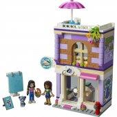 Lego Friends 41365 Andrea Emmanın Sanat Standı 6+...