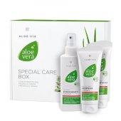 Lr Aloe Vera Box İlk Yardım Ve Cilt Bakım Seti (3' Lü Set)