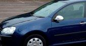 Volkswagen Golf 5 Krom Ayna Kapağı 2 Parça 2005 2009 Paslanmaz Çe