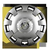 15 İnç Opel Astra G Jant Kapağı 4lü Set Aynı...