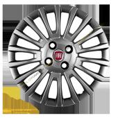 15 İnç Fiat Linea Jant Kapağı 4lü Set Aynı Gün...