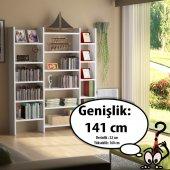 HOMS PASİFİK KİTAPLIK 4D(A-A)4A6B3A