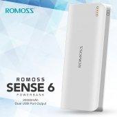 20000 Mah Powerbank Romoss Sense 6 Taşınabilir Şar...