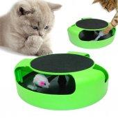 Catch The Mouse Kedi Fare Kovalama Oyunu Hareketli Kedi Oyuncağı
