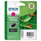 Epson C13t05434020 Orjinal Kırmızı Kartuş T0543
