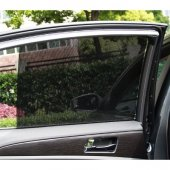 Noktalı Araba Güneşliği Yan Cam Filmi (2 Adet)-4