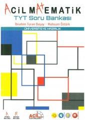 Acil Yayınları Tyt Matematik Soru Bankası 2020