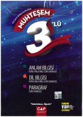 çap Yayınları Tyt Ayt Muhteşem 3 Lü Set(Parag Dil Anlm) 2020