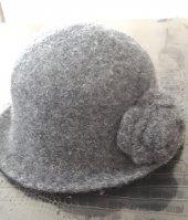 El Örgüsü Keçe Şapka