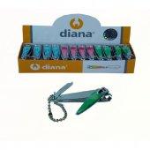 Diana 1002 Renkli Tırnak Makası