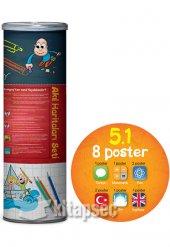 5.1 Akıl Haritaları Seti Tonguç Akademi