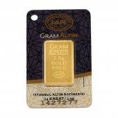 2,5 Gram Külçe Altın  24 Ayar