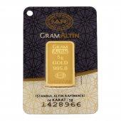 5 Gram Külçe Altın 24 Ayar