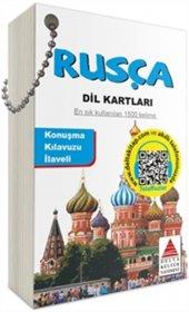 Delta Kültür Yayınevi Rusça Dil Kartları