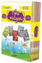 Yuva 3. sınıflar için Öykü Rüzgarı (10 Kitap Set) Her öyküye bir test