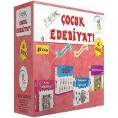 5 Renk 4. Sınıf Çocuk Edebiyatı (40 Kitap)