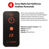 Sony A6300 16-50mm Kit + Aksesuar Seti-5