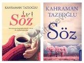 Kahraman Tazeoğlu Söz Seti 2 Kitap