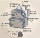 Laken Large Sırt Çantası  Katuki-Bugs-4