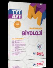 Sınav Yayınları Tyt Ayt Biyoloji Modül Modül Konu Anlatımlı