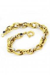 Cigold 14 Ayar Taşsız Bileklik K1yzk0801001631