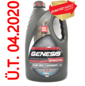 Lukoil Genesis Special 5w30 dexos 2 Sentetik DPF Motor Yağı 4lt