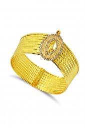 Cigold 14 Ayar Hasır Kelepce K1kpc02375001932