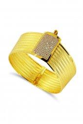 Cigold 14 Ayar Hasır Kelepce K1kpc02402001930