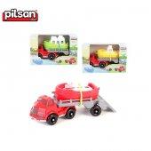 Pilsan Master Transport Truck Erkek Çocuk Oyuncak Araba  -3
