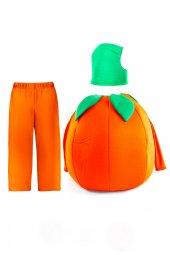 Portakal Kostümü Çocuk Kıyafeti-2