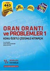 Yüzde Yüz Yayınları Problemler 1-2