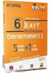 Ayt Motivasyon Sayısal 6 Lı Denemeleri 1 Tonguç Akademi