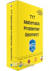 Tyt Matematik Problemler Geometri Mpg Seti Tonguç Akademi